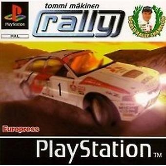 Tommi Makinen Rally - Factory Sealed