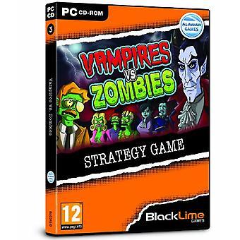 Vampires vs. zombier (PC DVD)