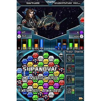 Puzzle Quest Galactrix (Nintendo DS)