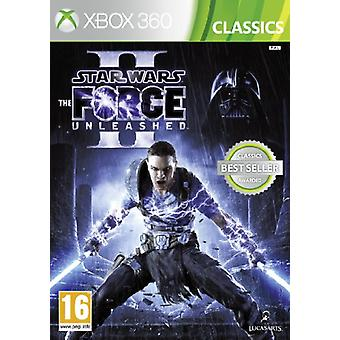 Star Wars Force Unleashed II (Xbox 360)