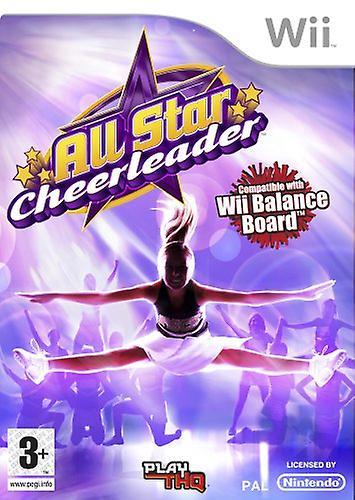 All Star Cheerleader (Wii)