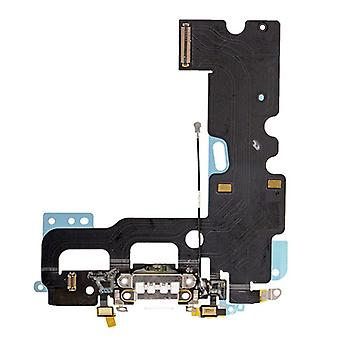 Dock connector microphone Flex cable for Apple iPhone 7 4.7 charging Jack Weis