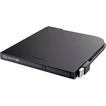 Buffalo DVSM-PT58U2VB-EU External DVD writer Retail USB 2.0 Black