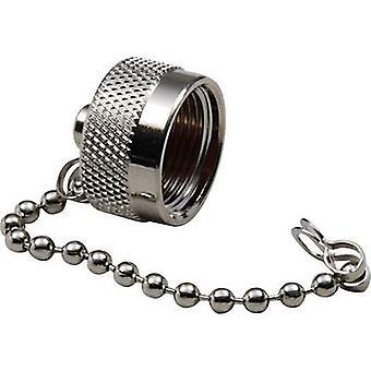 Schutzkappe BKL Electronic 0406044 Silber 1 PC