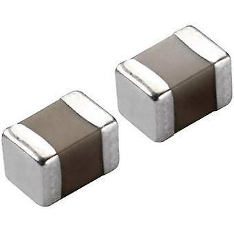 Ceramic capacitor SMD 0603 10 µF 6.3 V 20 % Murata GRM188R60J106ME47D 1 pc(s)