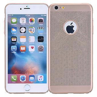 Etui na telefon Apple iPhone 8 plus okładka case etui pokrycie przypadek złota