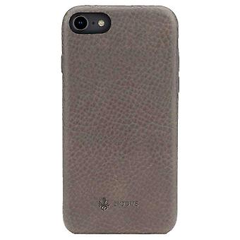 Nodus Shell II iPhone 7/8 Case and Micro Dock III - Taupe Grey
