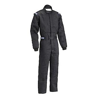 Sparco Racewear - Competition Suit - Jade 2 001058JP3LNR Black Large Fits:UNIVE
