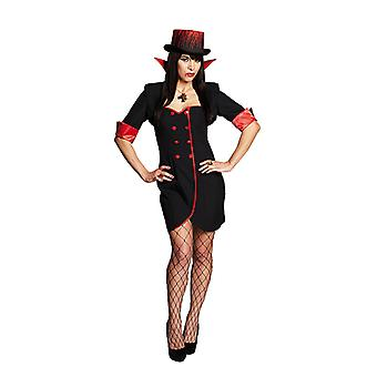 Deluxe Vampiress sexy vampire Dracula dress costume for women