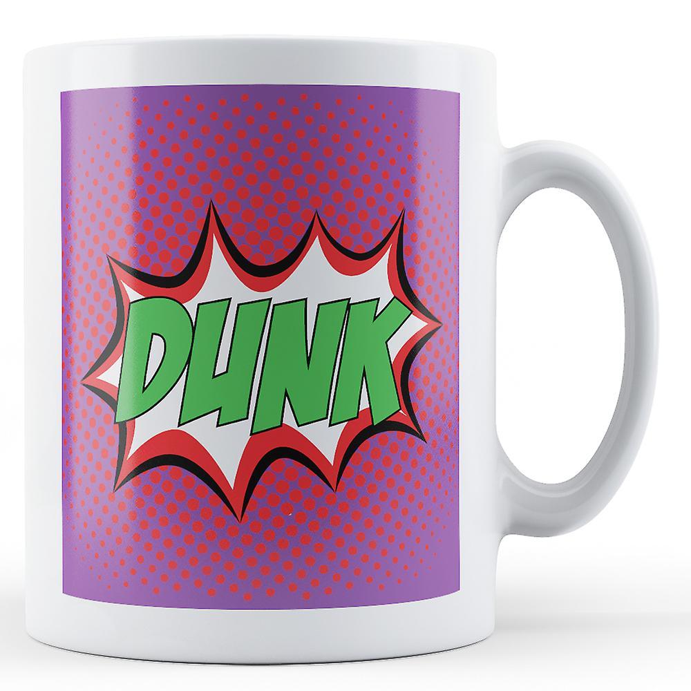 MugPrinted Art Pop Dunk Pop Dunk CxsQhrdtB