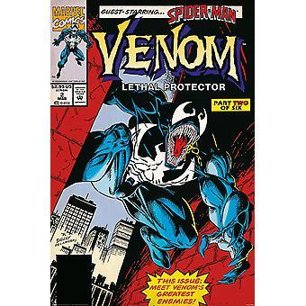 Marvel Comics affiche venin mortel protecteur partie 2