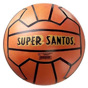 Voetbal Super Santos Rubber 24cm 210gr