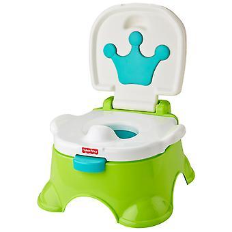 Fisher Price Royal trinn krakk potty og lyd