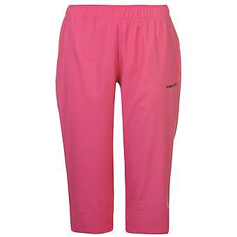 CABEZA mujer Club W Capri pantalones pantalones de pista Jogging ligero de fondos
