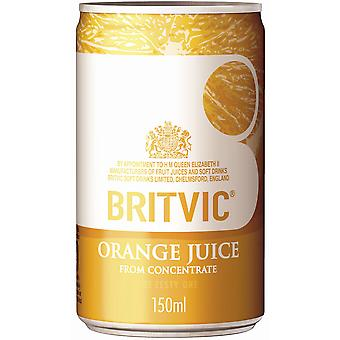 Britvic Orangensaft Dosen