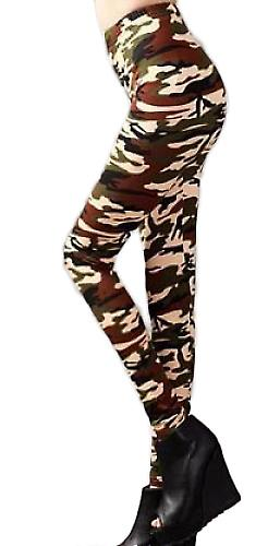 Waooh - Fashion - Legging long camouflage