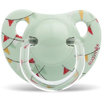 Suavinex Anatomical Pacifier Banderita 0 to 6 Months