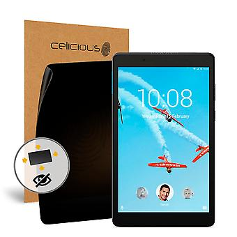 Celicious Privacy Plus 4-Way Anti-Spy Filter Screen Protector Film Compatible with Lenovo Tab E8