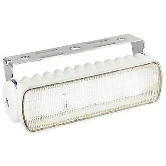 Hella Marine Sea Hawk-R LED Floodlight - White LED/White Housing