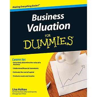 Business værdiansættelse for Dummies af Lisa Holton - Jim Bates - 978047034