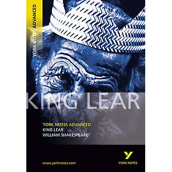 König Lear - York Notes Advanced von Rebecca Warren - 9780582784291 Buch