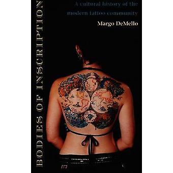 Ligene af Inskription - en kulturhistorie af moderne tatovering Commun