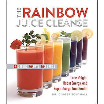 Rainbow Juice Cleanse - gå ner i vikt - Boost energi- och Superchar