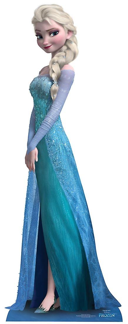 Elsa from Frozen Disney Cardboard Cutout / Standee