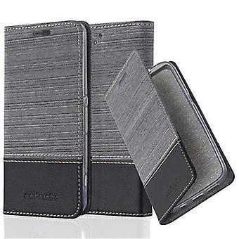 Cadorabo tapa uksessa Sony Xperia Z2 kompakti kotelon suojus-puhelimen kotelo, jossa magneetti sulkeminen, stand-toiminto ja kortti kotelon lokero-kotelo kotelo tapa uksessa tapa uksessa kirja taitto tyyli