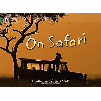 On Safari: Band 15/Emerald Phase 7, Bk. 8 (Collins Big Cat)