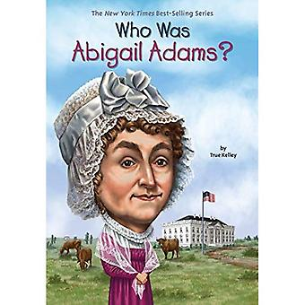Who Was Abigail Adams? (Who Was...? (Paperback))