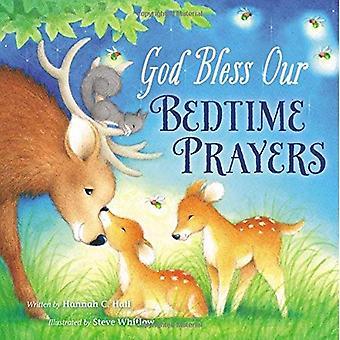 Bóg błogosławi nasze dobranoc modlitwy (A Bóg błogosławi książki) [Zarząd]