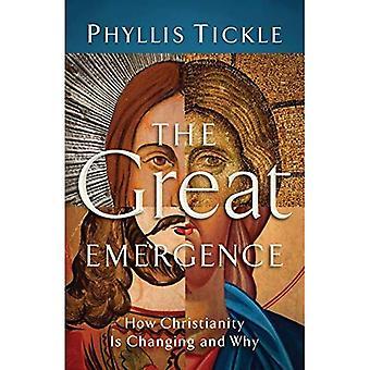 Bra uppkomsten: Hur kristendomen förändras och varför