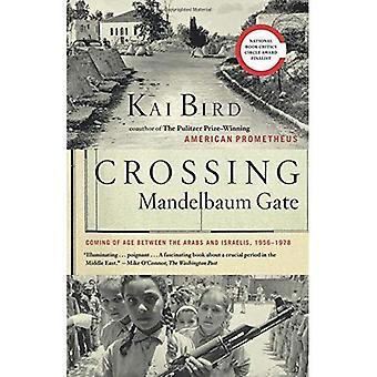 Crossing Mandelbaum Gate: Kommande ålder mellan araber och israeler, 1956-1978