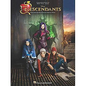 Nachkommen: Musik aus dem Disney Channel Original Movie (Pvg)