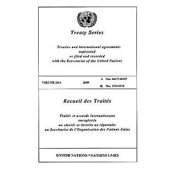 United Nations Treaty Series/Recueil Des Traites