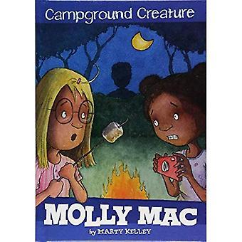 Criatura de camping (Molly Mac)