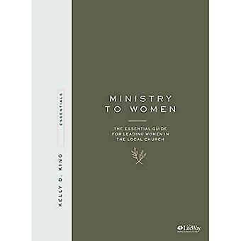 Ministry to Women - Book: The Essential Guide for Leading in the Local Church