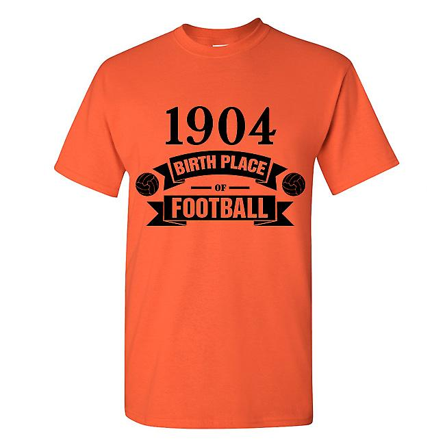 Hull City Birth Of Football T-shirt (orange) - Kids