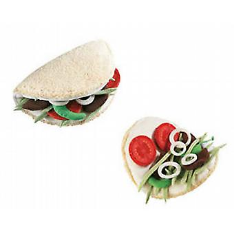 HABA - Play Food Doner Kebab (tessuto) 3812
