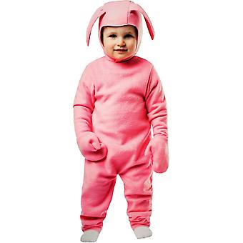 Christmas Story Bunny Toddler Costume