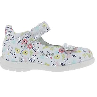 Primigi meninas 3402144 PPB34021 sapatos branco Print