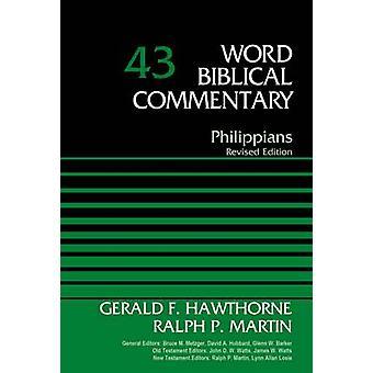 Filipenses Volume 43 revista edição por Hawthorne & Gerald F.