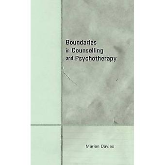 Boundaries in Counselling and Psychotherapy by Davies & Marian