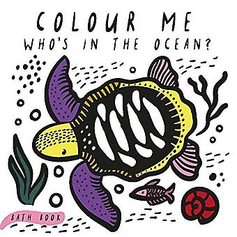 Colour Me: Who's in the Ocean? (Wee Gallery)