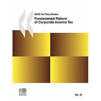 No. 16 Fundamental reforma do imposto de renda pela publicação da OCDE de estudos de política fiscal da OCDE