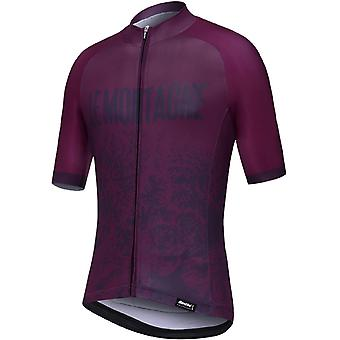 Santini Bordeaux 2019 Alpi Short Sleeved Cycling Jersey