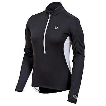 Pearl Izumi Black Select Womens Long Sleeved Cycling Jersey