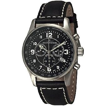 Zeno-Watch Herrenuhr Tachymeter Chronograph 4013-5030Q-h1