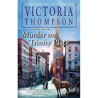 Assassinato em Trinity Place (mistério Gaslight)